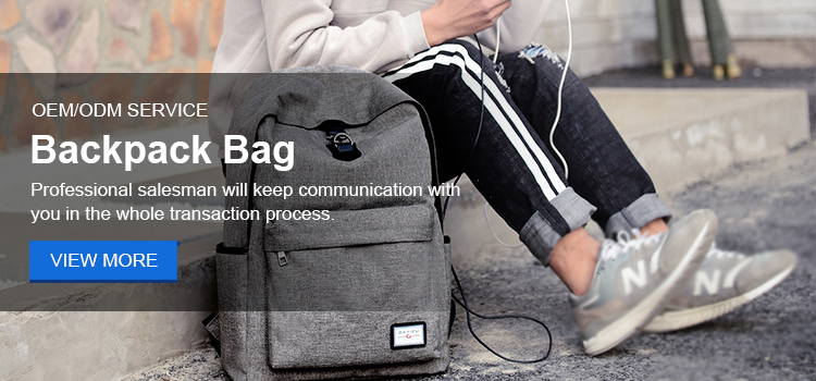 Smart Anti-theft Water proof Men's Business Laptop Anti theft Backpack rucksack Back Pack Bagpack Bag with USB Charging Port