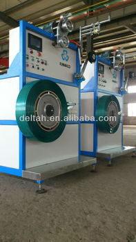 PET strapping bands processing machine