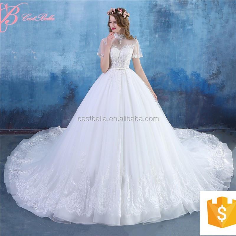 Alibaba China Custom Made Imperial Princess Bridal Gowns Wedding ...