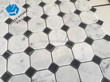 Zwart Wit Tegels : Innenarchitektur mooi trend zwart wit tegels leuke diy badkamer
