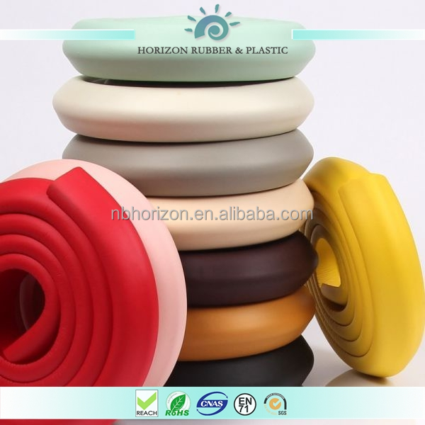 Ningbo Horizon Colored soft table safety corners/guards/edges protector