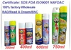 China Manufacturer for Pest Control High Quality Cheap 300ml 400ml 600ml RAD Read A Dream Insecticide Spray