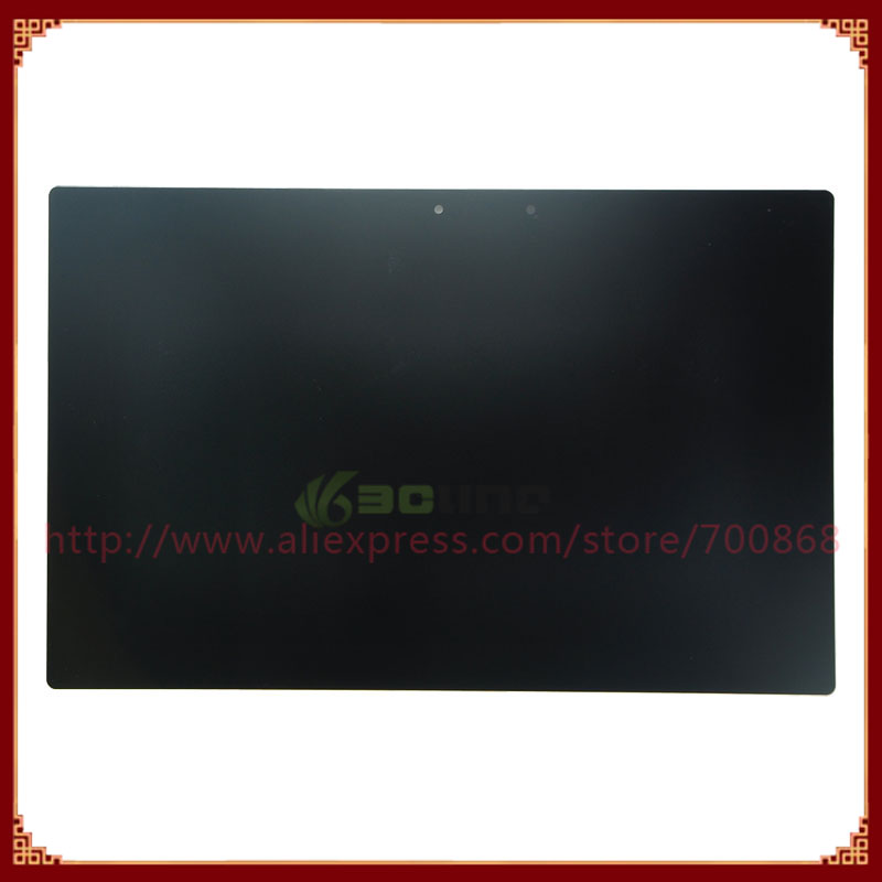 Продается 100% test lcd display for sony for xperia tablet