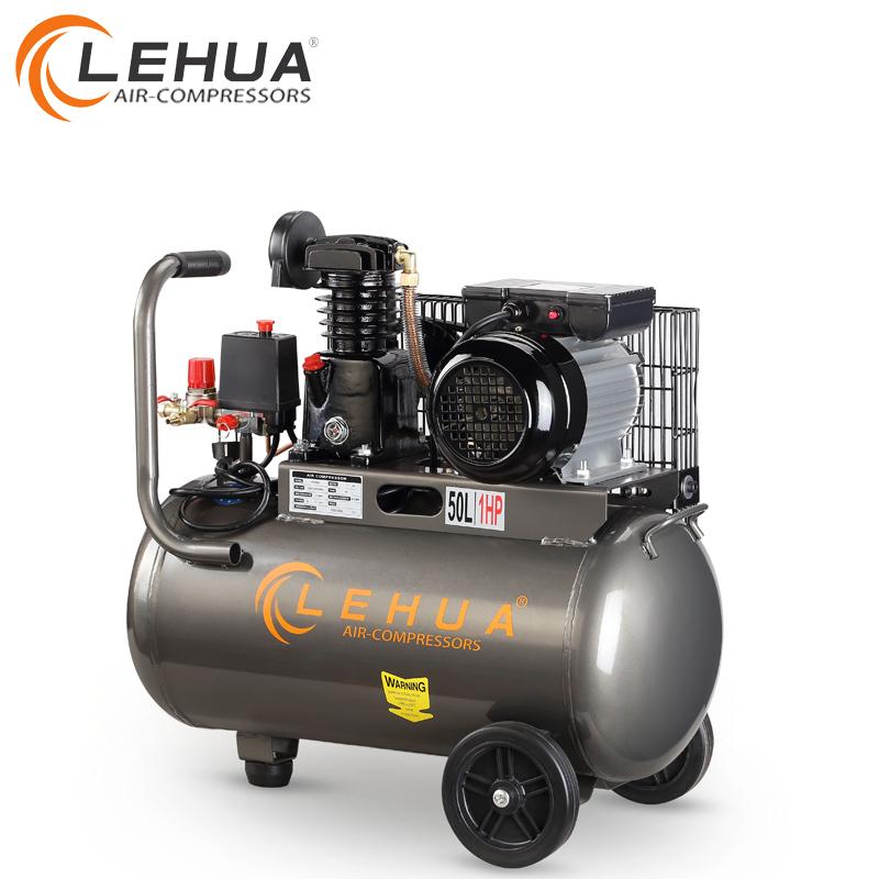 LHZ-0.08/8 électrique 1kw/1.5hp compresseur d'air portable industriel