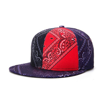 e0668e621cc Custom sticker dye sublimation snapback with your own logo baseball cap