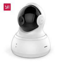 Original high quality YI Dome Camera 360 degrees Complete Coverage Smart Home System International version