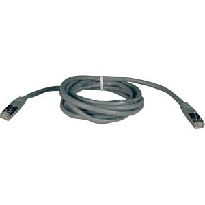 "Tripp Lite, Cat5e 350Mhz Molded Shielded Patch Cable Rj45 M/M Patch Cable Rj-45 (M) Rj-45 (M) 50 Ft Stp Cat 5E Molded Gray ""Product Category: Supplies & Accessories/Network Cables"""