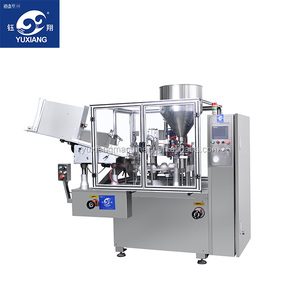 Automatic Sealing Machine Toothpaste Eye Cream Sealing Machine Ointment filling and Sealing Machine for Cosmetic Hose