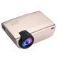 iCoreworld 2200 Lumens Native 1080P Full HD LED Home Theatre Movie TV Beamer Phone Office Rohs Mini Digital Multimedia Projector