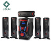 hot selling woofer surround sound system audio speaker 5.1 7.1 channel
