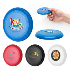 Fashion brand logo printing 5 inches mini cute smart kids playing toys ultimate disks training exercise hand throw flying disc
