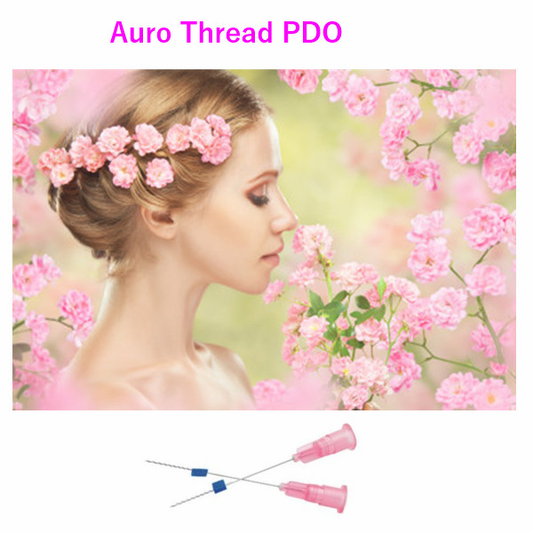 Remove Perioral Wrinkles Tool No Surgical PDO Tornado Threads