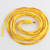 3d various small rubber snake toy