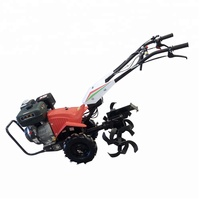 Small Ploughing Machine Cultivator Tiller Machine Price With Tiller blade