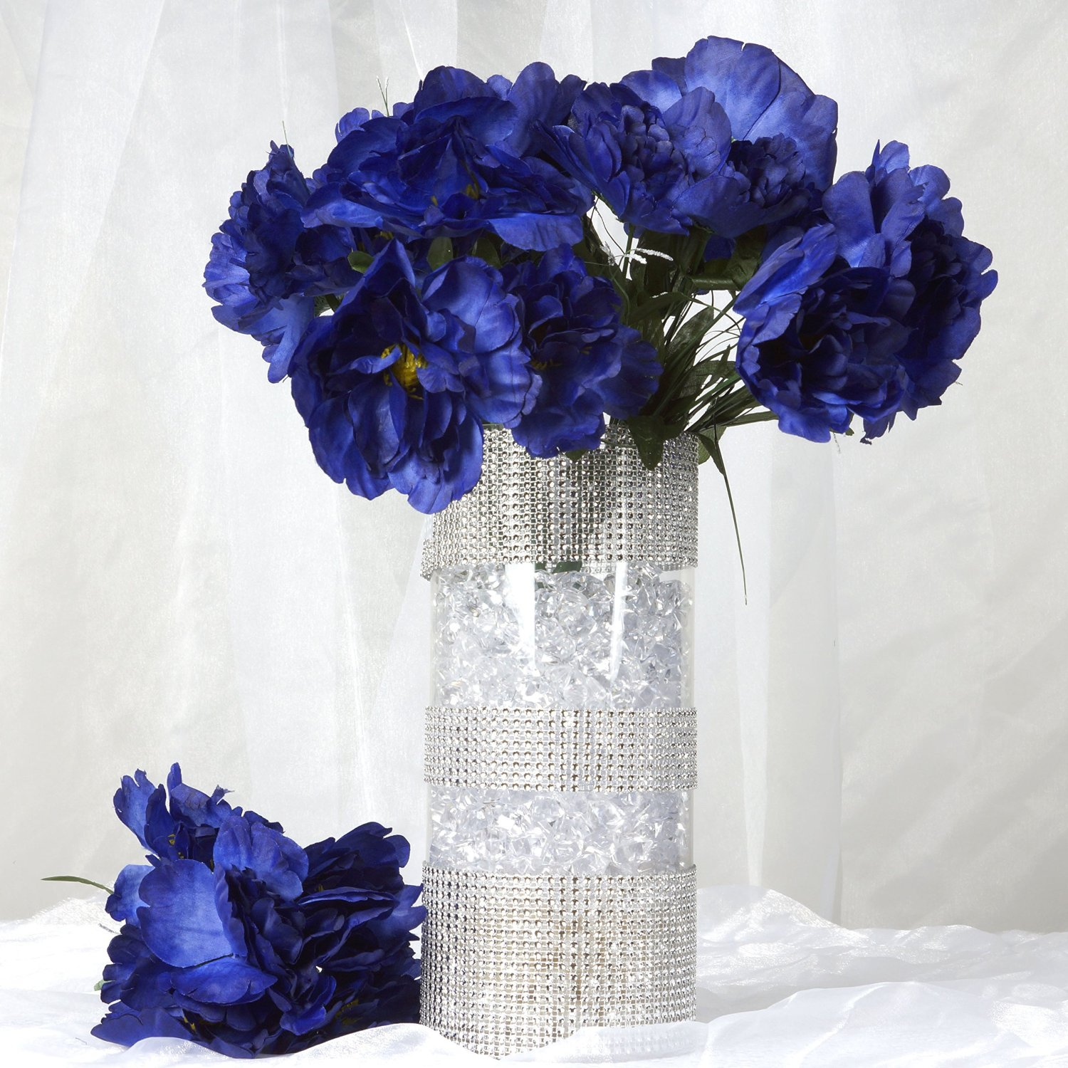 Cheap Navy Silk Flowers Find Navy Silk Flowers Deals On Line At