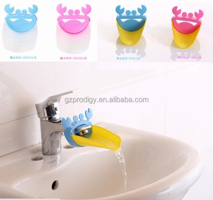 Baby safety bath spout cover