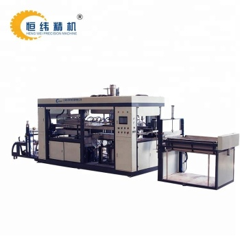 CN high quality plastic thermoforming machine for egg packaging tray