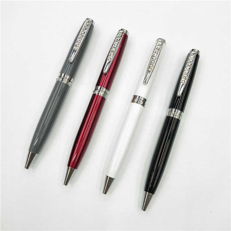 Promotional roller pen from china luxury ballpoint claro pen for wedding gift