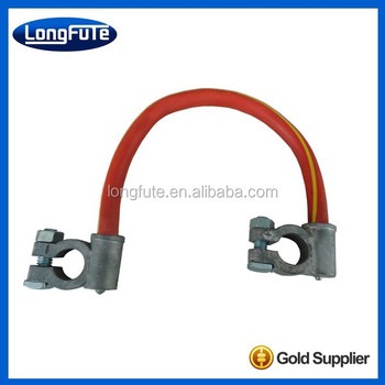 China Longfutfactory Outlet Electric Flexible Battery Jumper Cable