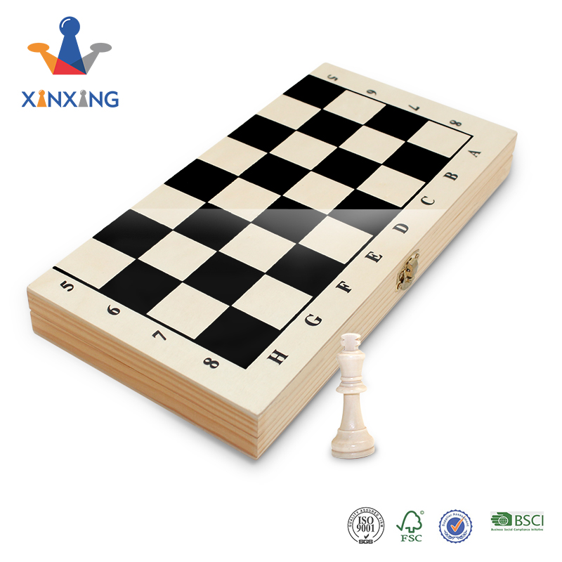 Professional Wooden chess set ,chess boards with chess pieces,chess box фото