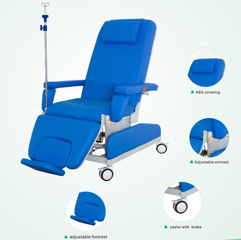 THR-DC001 hospital manual treatment chair