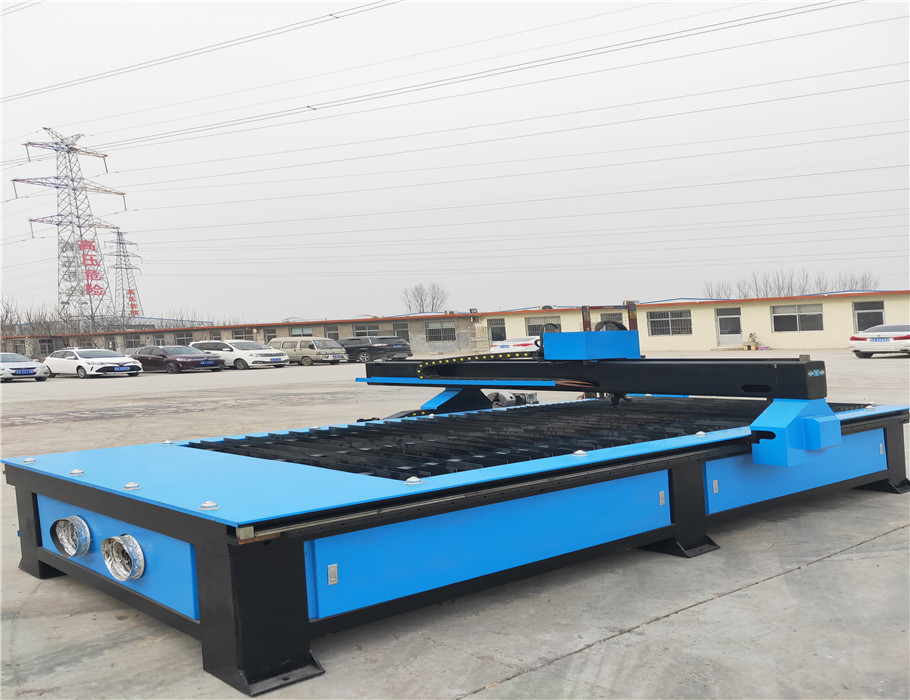 factory direct high quality  1325  plasma machine with drilling system  for Air compressor Construction machinery