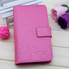 Factory Price !!! Small MOQ Singstar Stand Wallet Leather Case Cover for Motorola Moto G