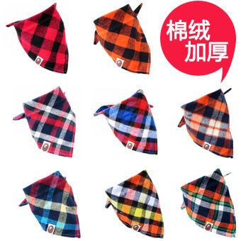 2015 New Dribble Triangle Bibs Baby Boy And Girl Head Infant Scarf Bandana Bibs For Babies