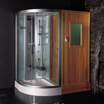 Eago Infrared Sauna Room With Steam Shower Ds205f8 Sauna Combos ...