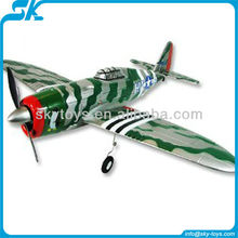 !2012 hot and new P-47 Thunderbolt EPO TW 748-3 rc plane kit