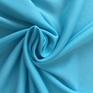 High Quality China Suppliers 100 polyester moisture absorption quick drying thin fabric