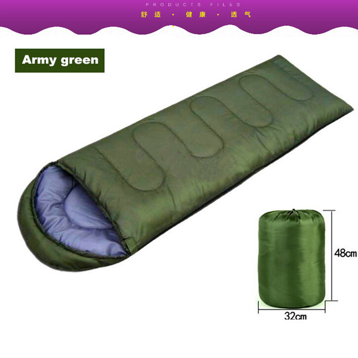 Get Quotations Qg8311 Hiking Outdoor Sleeping Bags Winter Bag High Quality Cotton Camping For