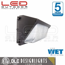 Bronze color good waterproof quality 60w LED wall pack light