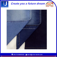 good quality desizing 4 way stretch denim fabric