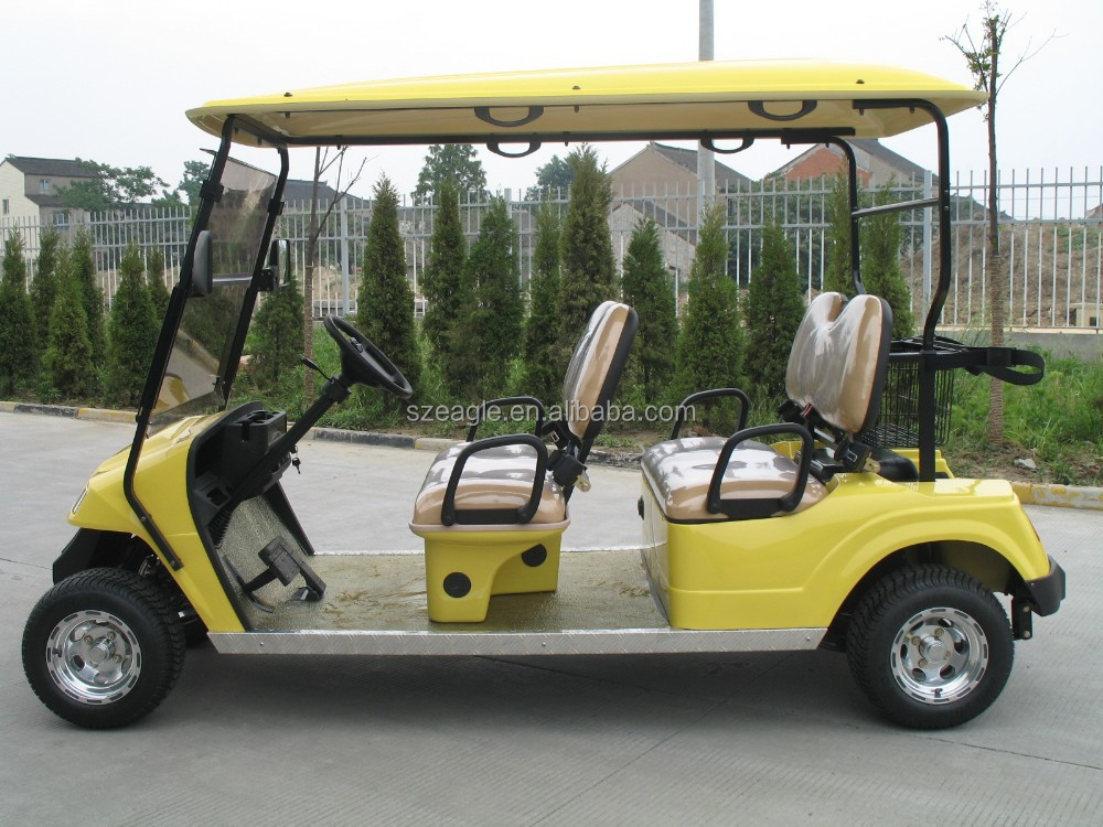 made in China high performance golf cart 4x4 golf cartce approved EG2048K