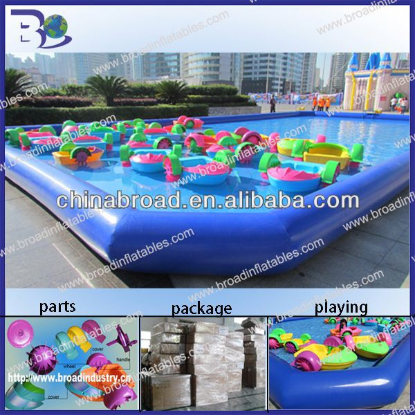 HOT!! aqua paddle <strong>boat</strong>,pvc model rowing <strong>boat</strong> for kids