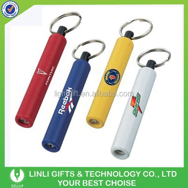KT00006937 /'The Great Wall Of China/' Keyring LED Torch