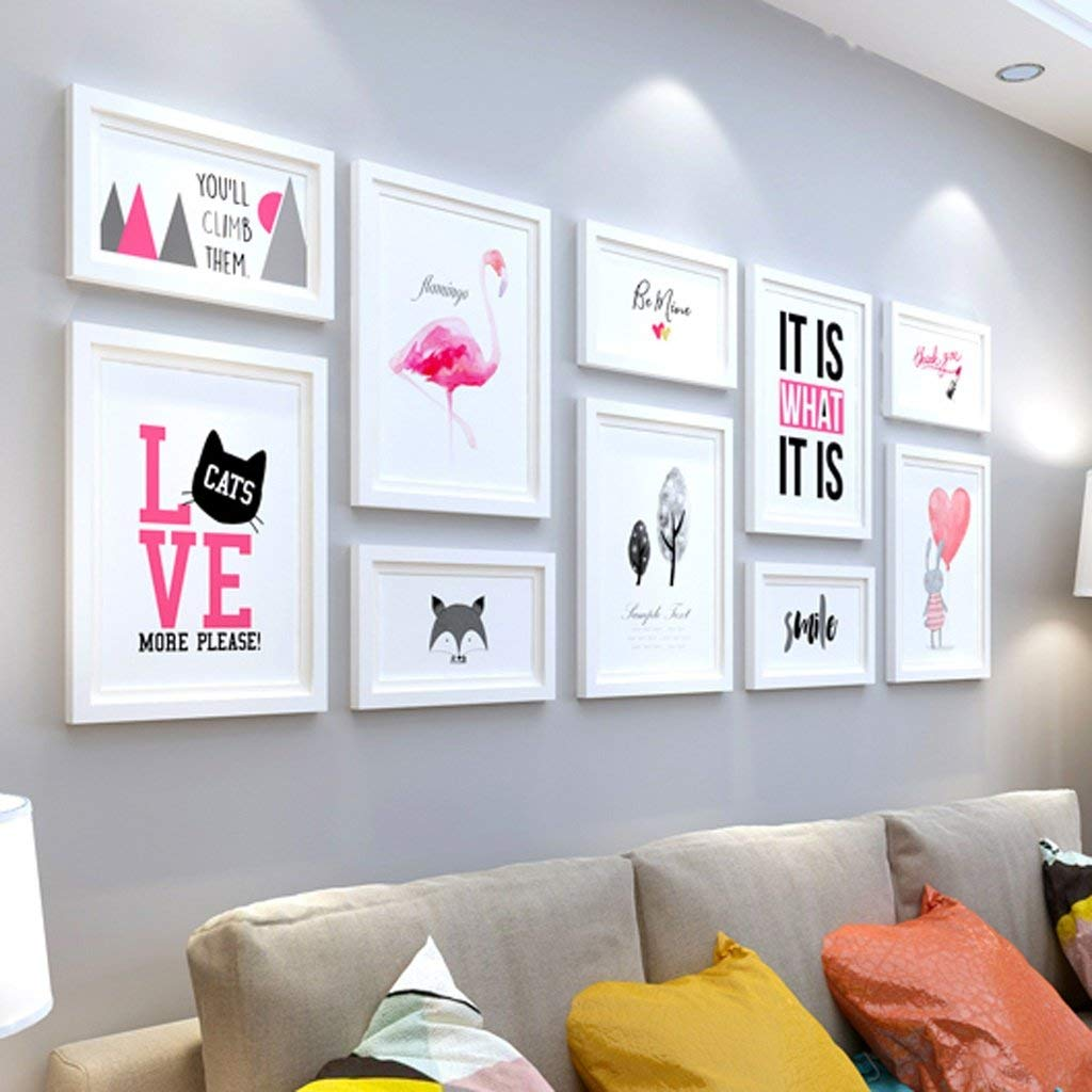 Buy Ktyx Simple Modern Living Room Photo Wall Decoration Photo Frame
