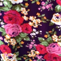 Best Prices Latest OEM Design korea velvet fabric printing made in china