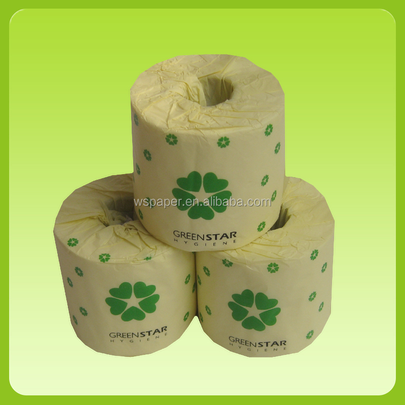 High Quality Wholesale 2ply virgin pulp toilet tissue paper/ toilet paper