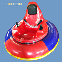 Indoor playground equipment Chinese Dodgem Inflatable UFO Bumper Car