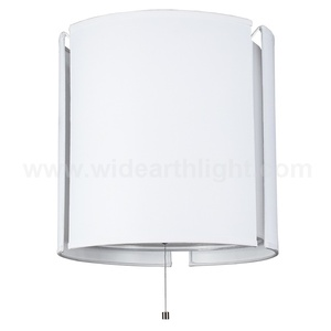 UL CUL Listed Restaurant Ceiling Light With Round Shade And Pull Chain Switch C20063