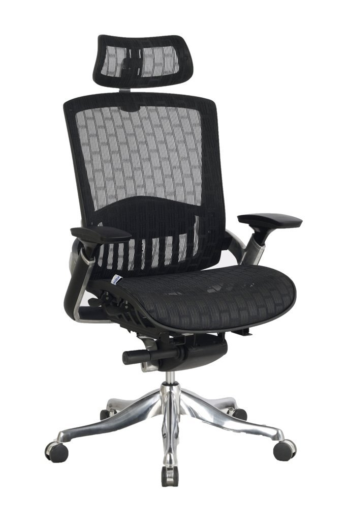 Buy Viva Office Latest Multifunction Office Chair Deluxe High Back Mesh Chair Executive Managerial Chair With Adjustable Headrest Armrest And Seat Viva0588f1 In Cheap Price On Alibaba Com