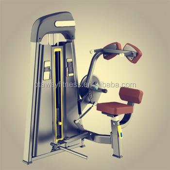 abdominal fitness machine