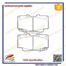 OEM Brake Pads 04465-0k020 for Sale Toyota Hilux 2006