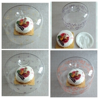 Acrylic dome cover for Bread,Cake