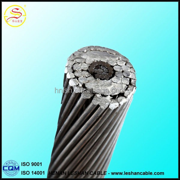 The hot selling overhead bare conductor ACSR conductor overhead stranded cable at best price