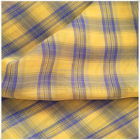 yellow and black plaid shirt plaid upholstery fabric for plaid shirts men