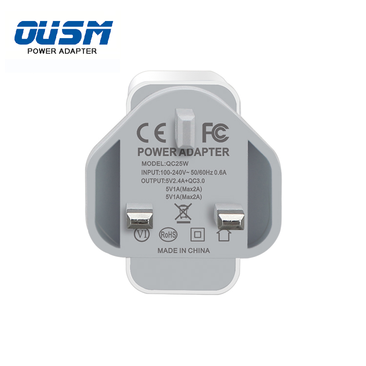 quick 3.0 usb wall charger,cell phone charger parts for mobile phone