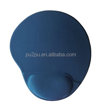 Gel mouse pad with wrist rest support C-2127